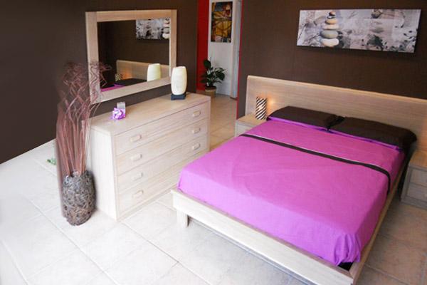 Camera da letto Aurora del mobilificio Fratelli Saiu, Villacidro ...