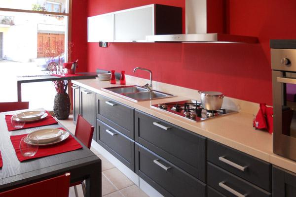 Cucina moderna nancy mobilificio Fratelli Saiu Villacidro ...